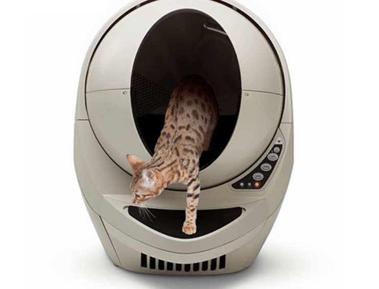 Litter Robot Self Cleaning Litter Box