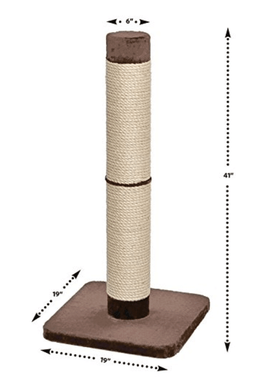 midwest_cat_scratching_post_with_sisal_wrap