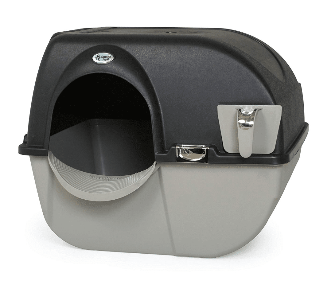 omega-paw-elite-self-cleaning-litter-box