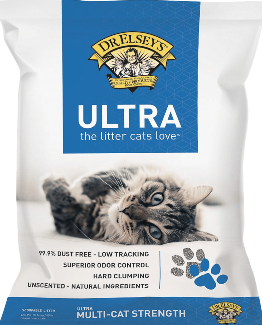 Dr Elsey's Cat Litter