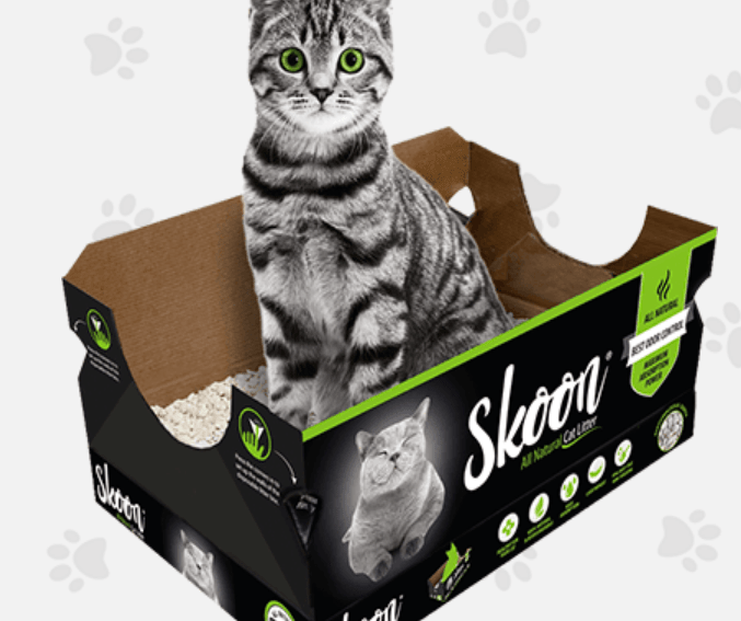 skoon cat litter
